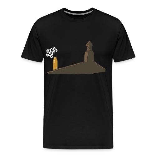 Habemus Beer Hoodies - Männer Premium T-Shirt