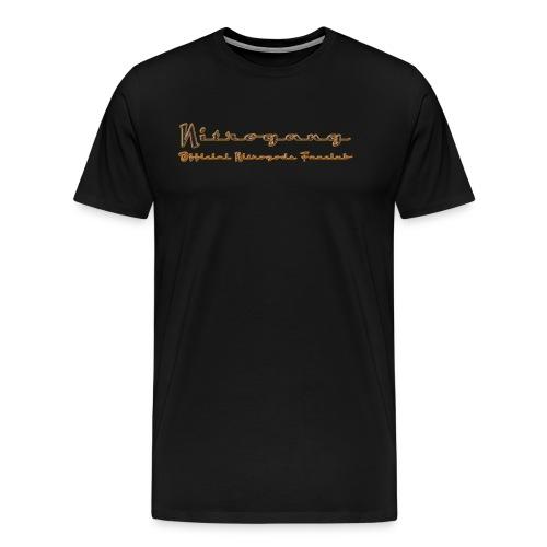 Banner 2 feuer png - Männer Premium T-Shirt