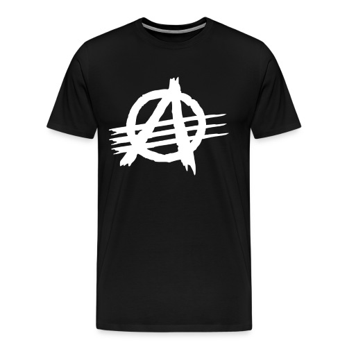 AGaiNST ALL AuTHoRiTieS - Men's Premium T-Shirt