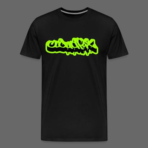 grün - Männer Premium T-Shirt