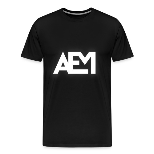 aem logo png - Männer Premium T-Shirt