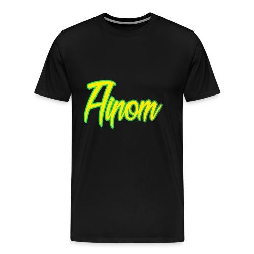 aipomzolo png - Men's Premium T-Shirt