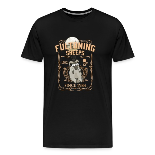 Metal Gear Solid Sheep - Männer Premium T-Shirt