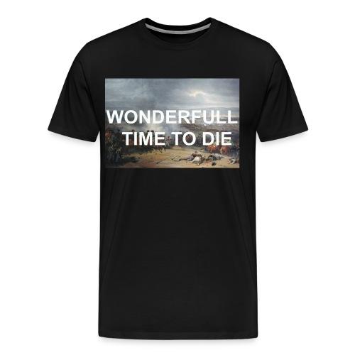 WONDERFULL - T-shirt Premium Homme