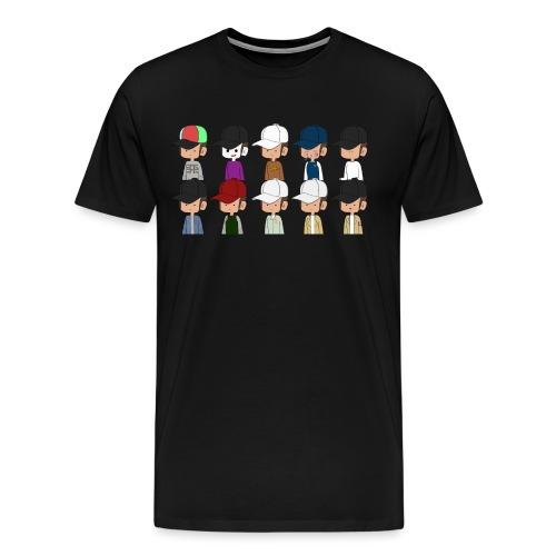 ds2 png - T-shirt Premium Homme