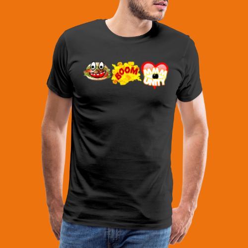 Emotes - Männer Premium T-Shirt