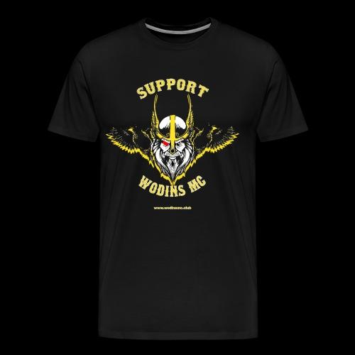 support3 png - Men's Premium T-Shirt