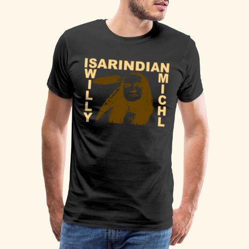 michl2 - Männer Premium T-Shirt