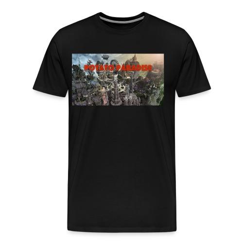 Server Banner png - Men's Premium T-Shirt