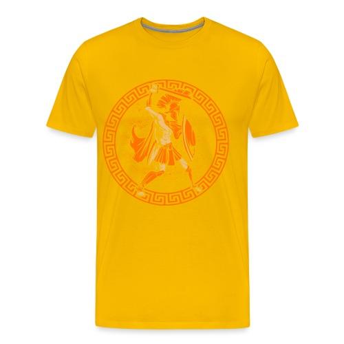 Greek Warrior - Männer Premium T-Shirt