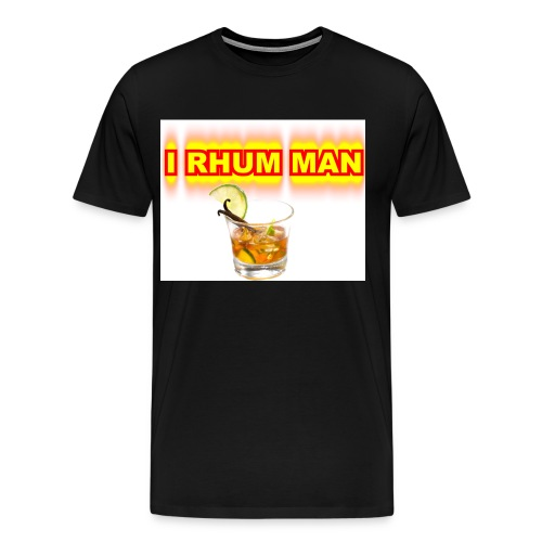 irhumman - T-shirt Premium Homme