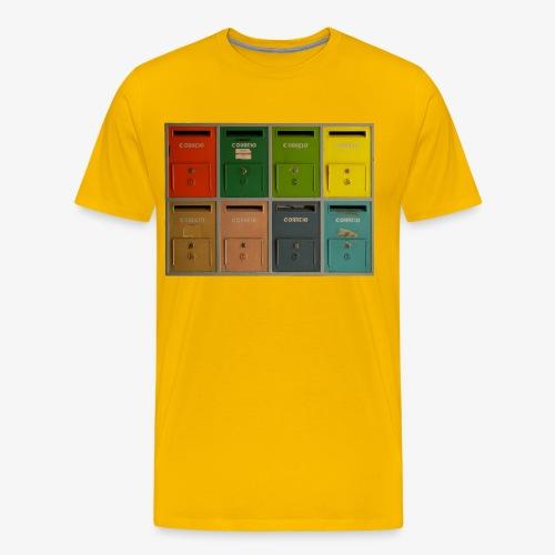 Briefkasten - Männer Premium T-Shirt