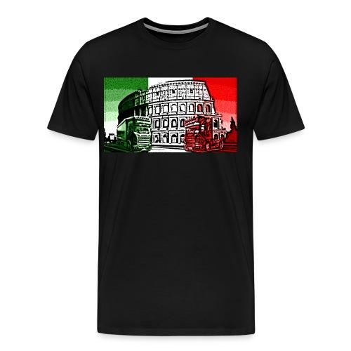 italien colo - Männer Premium T-Shirt