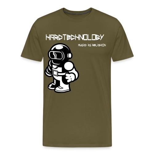 spaceman - Männer Premium T-Shirt