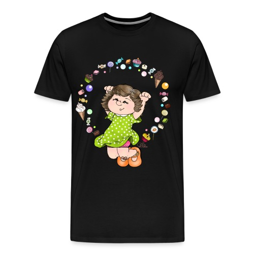 Sweet Caroline - Männer Premium T-Shirt