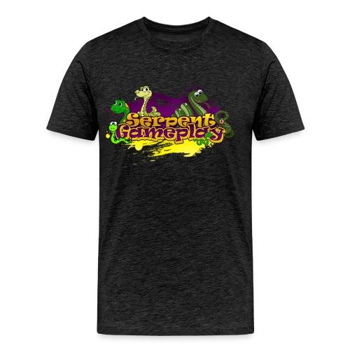 spdesign3 png - Mannen Premium T-shirt