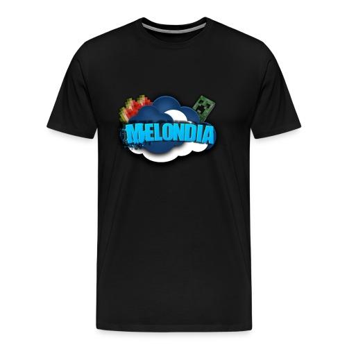 MelondianLogo - Miesten premium t-paita