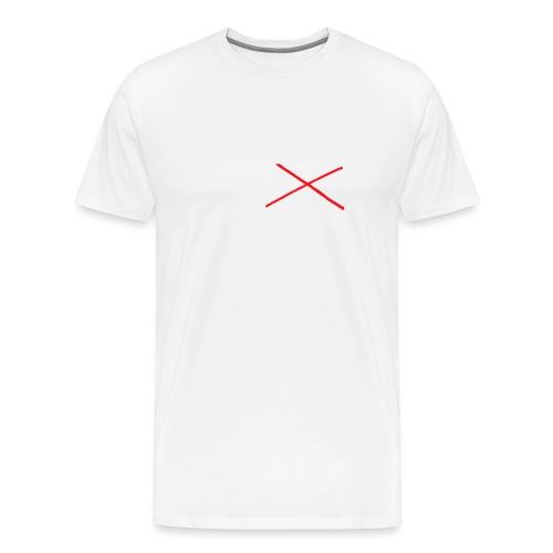 I Love MILK - Mannen Premium T-shirt