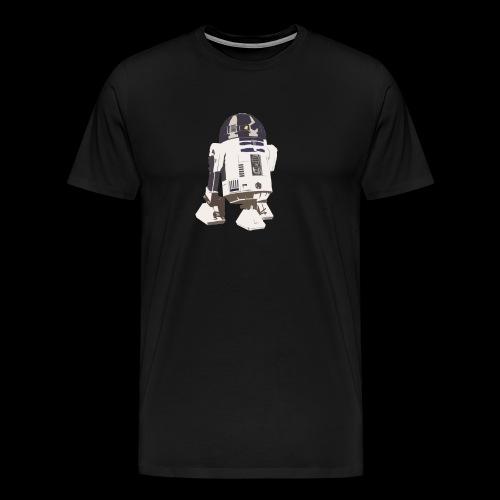 R2D2 - Men's Premium T-Shirt