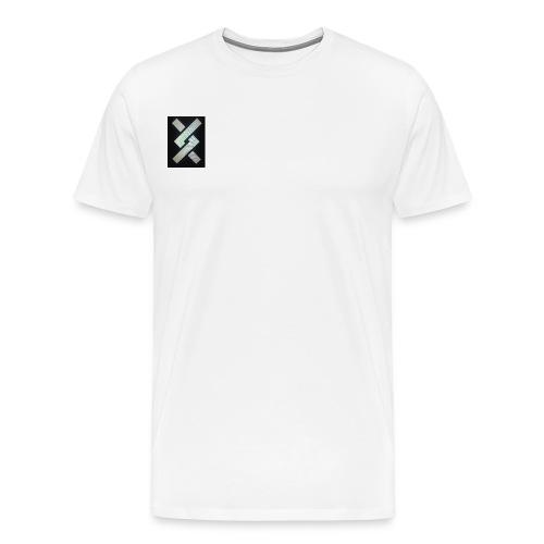 Original Movement Mens black t-shirt - Men's Premium T-Shirt