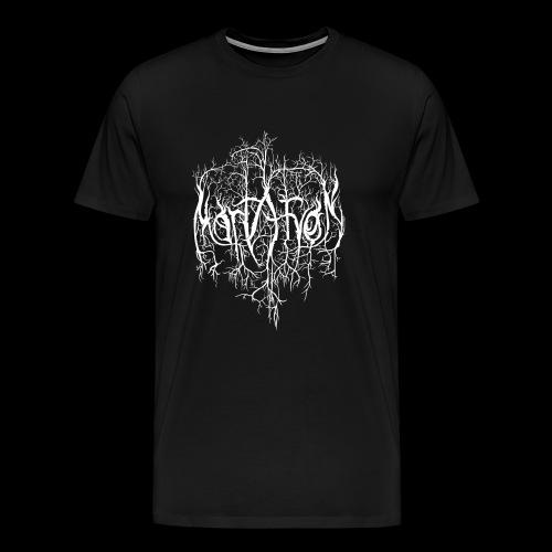 Mortaryon Logo - Men's Premium T-Shirt