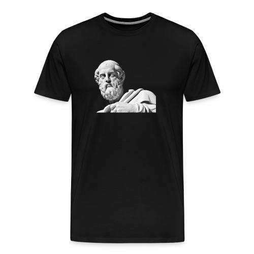 Platon - Männer Premium T-Shirt