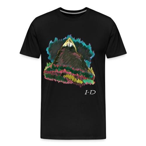Vivid Mountain - Men's Premium T-Shirt