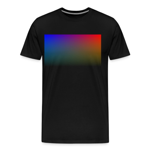 Color real - Camiseta premium hombre