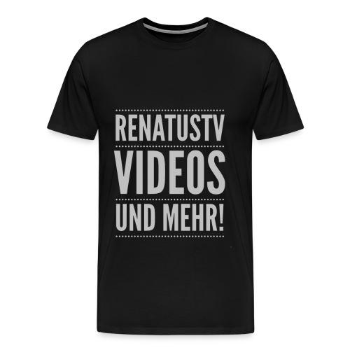 IMG 1376 PNG - Männer Premium T-Shirt