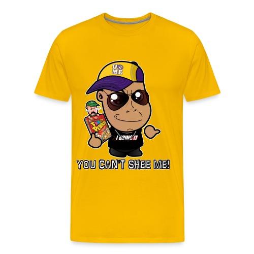Chibi Rock - Shee Me - Men's Premium T-Shirt