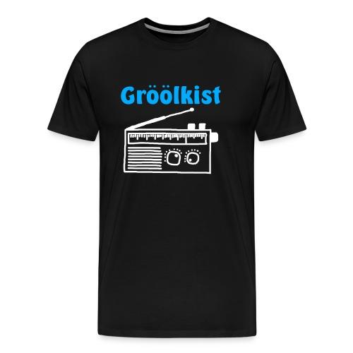 gröölkist - Männer Premium T-Shirt