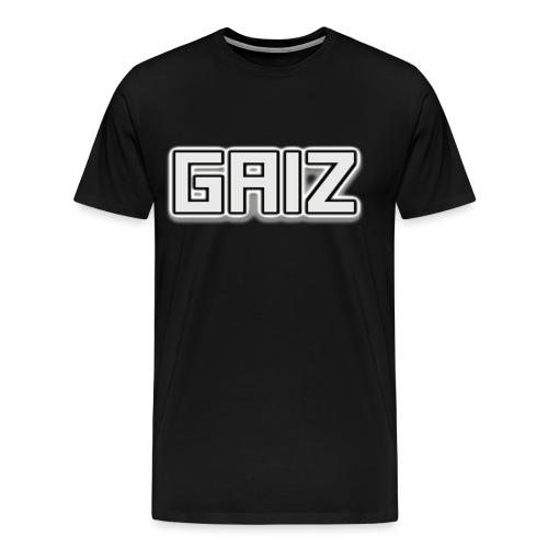 GAIZ-SENZA COLORE-BIANCO - Maglietta Premium da uomo