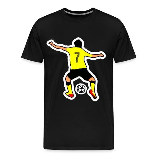 ks ent10 png - Männer Premium T-Shirt