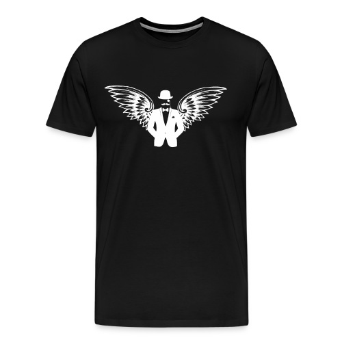 The Flying Man - T-shirt Premium Homme