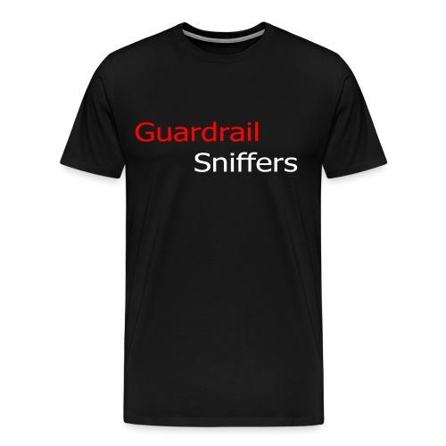 GS Logo lang - Männer Premium T-Shirt