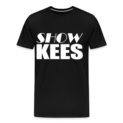 SHOWkees png - Mannen Premium T-shirt
