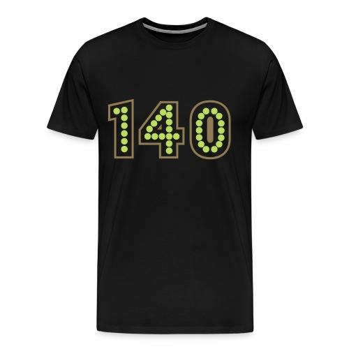 140 green/brown - Men's Premium T-Shirt