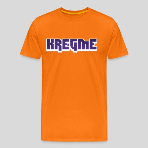 none - Herre premium T-shirt