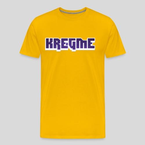 none - Herre premium T-shirt