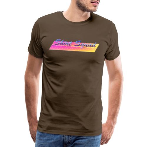 80's Shirt Squad - Men's Premium T-Shirt
