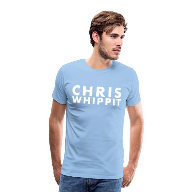 ChrisWhippit Tshirt logo