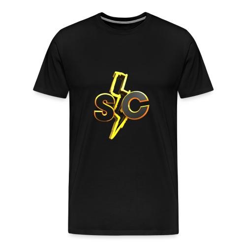 SkyCatan Appereal! Limited edition dank! - Premium T-skjorte for menn