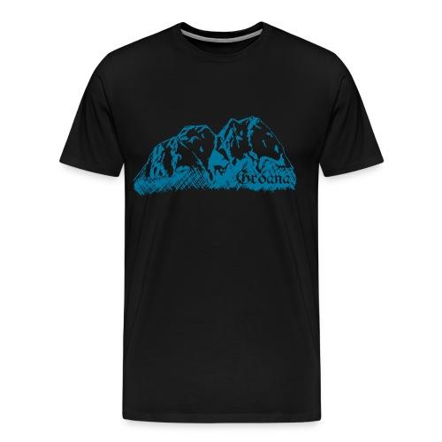 pertrol gif - Männer Premium T-Shirt