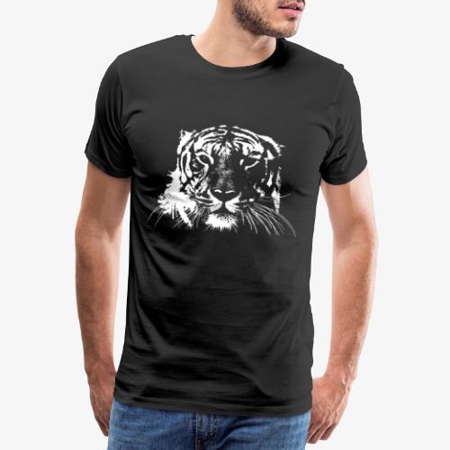 WHITE TIGER - Camiseta premium hombre