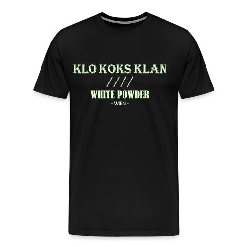 Klo Koks Klan Wien - Männer Premium T-Shirt