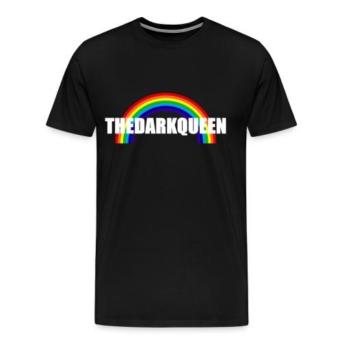 THEDARKQUEEN - Maglietta Premium da uomo