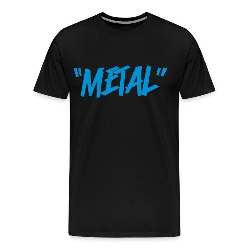 METAL - Men's Premium T-Shirt