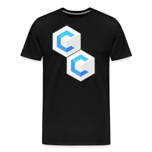 cclogo png - Men's Premium T-Shirt