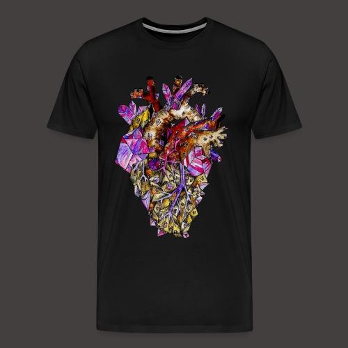 Le Coeur de Cristal Creepy - T-shirt Premium Homme