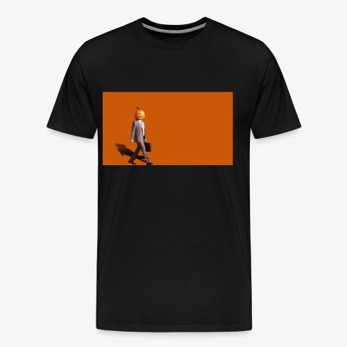 Pumpkinman - Mannen Premium T-shirt